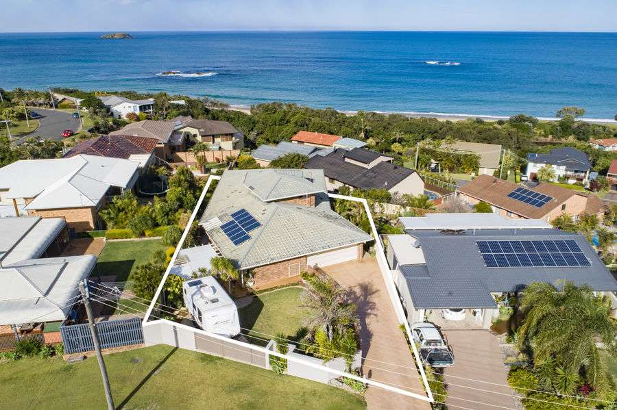 Main view of Homely house listing, 23 Warrawee Street, Sapphire Beach, NSW 2450