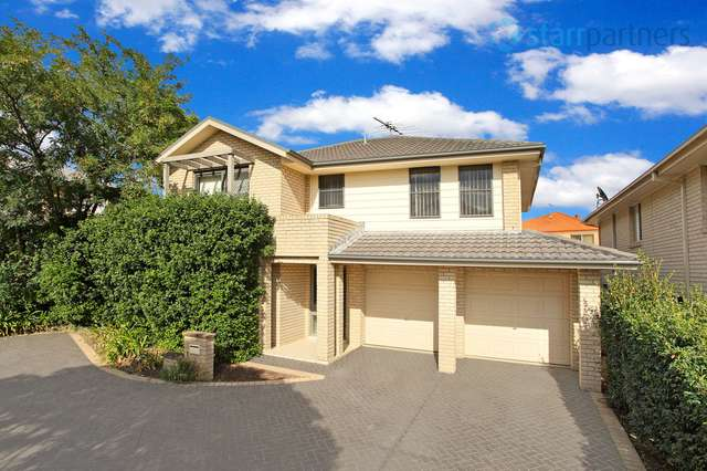 10 Wedge Place, Beaumont Hills NSW 2155