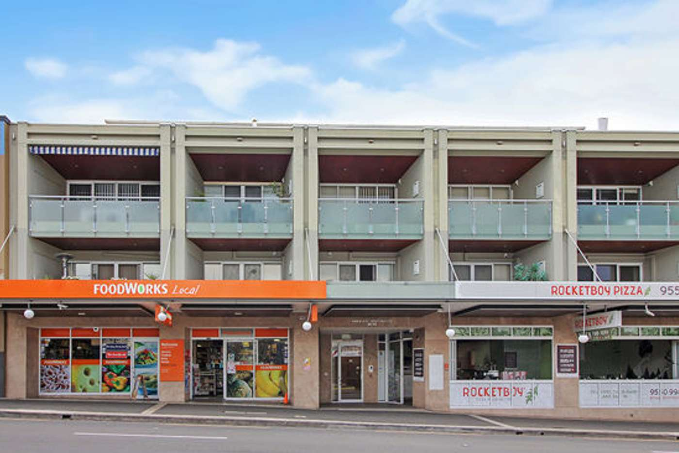 Main view of Homely apartment listing, 9/88-94 New Canterbury Rd, Petersham NSW 2049