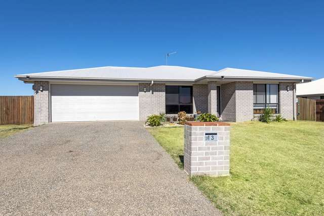 13 Wongalee Place, Cambooya QLD 4358