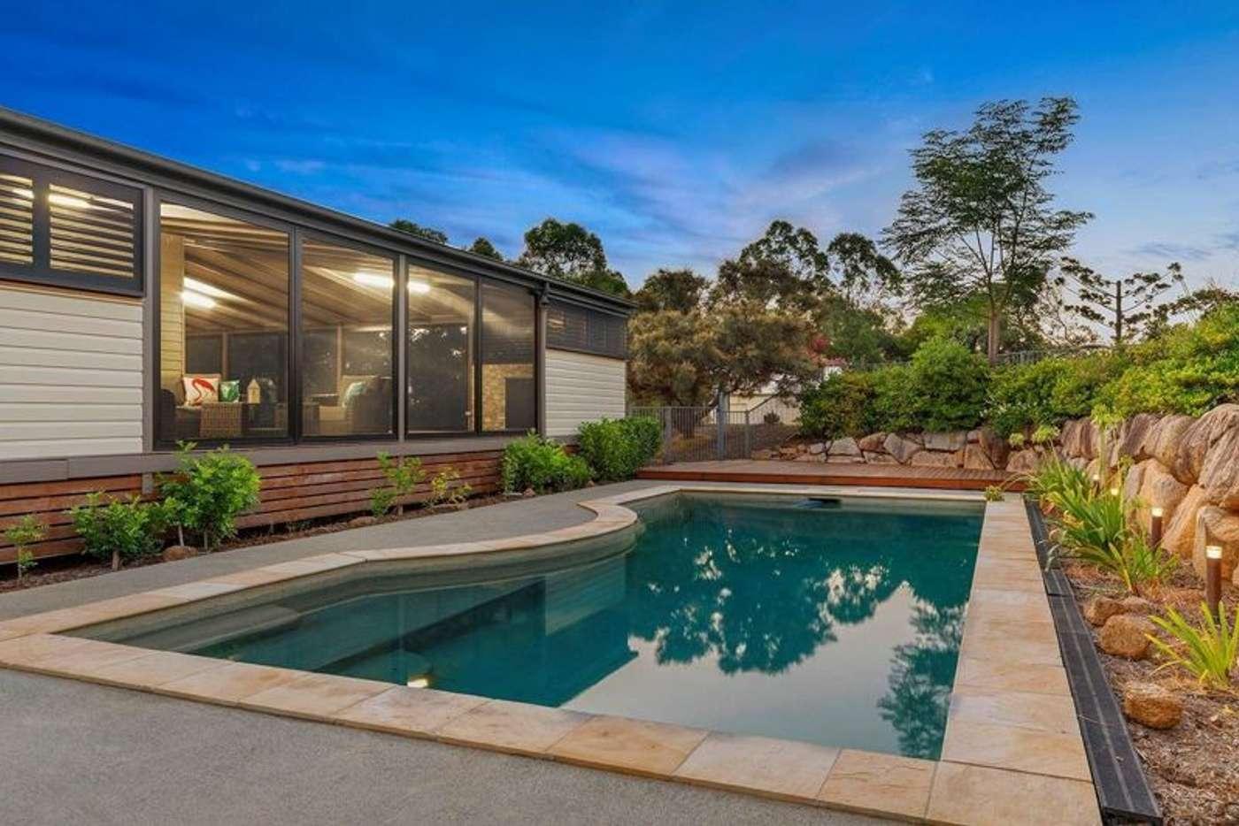 Main view of Homely acreageSemiRural listing, 5 Burton Lane, Samford Valley QLD 4520