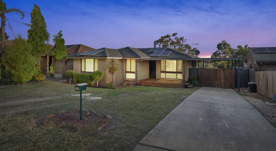 23 Alabaster Place, Eagle Vale NSW 2558
