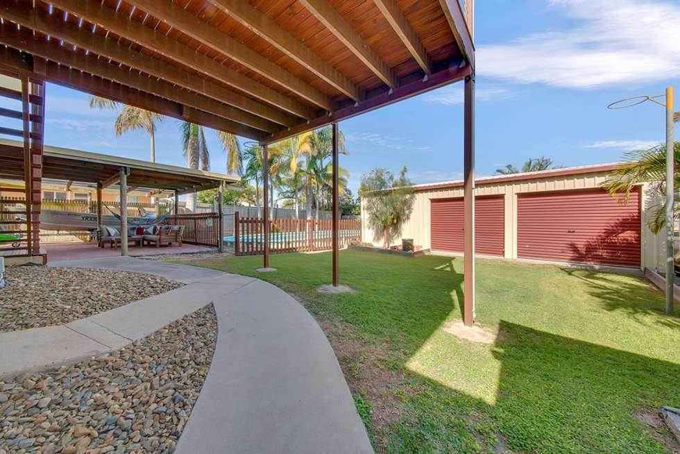 Second view of Homely house listing, 7 Bass Street, Boyne Island QLD 4680