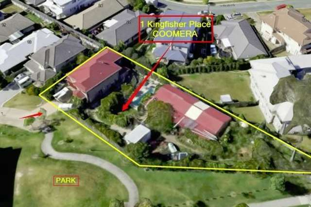 1 Kingfisher Place, Coomera QLD 4209