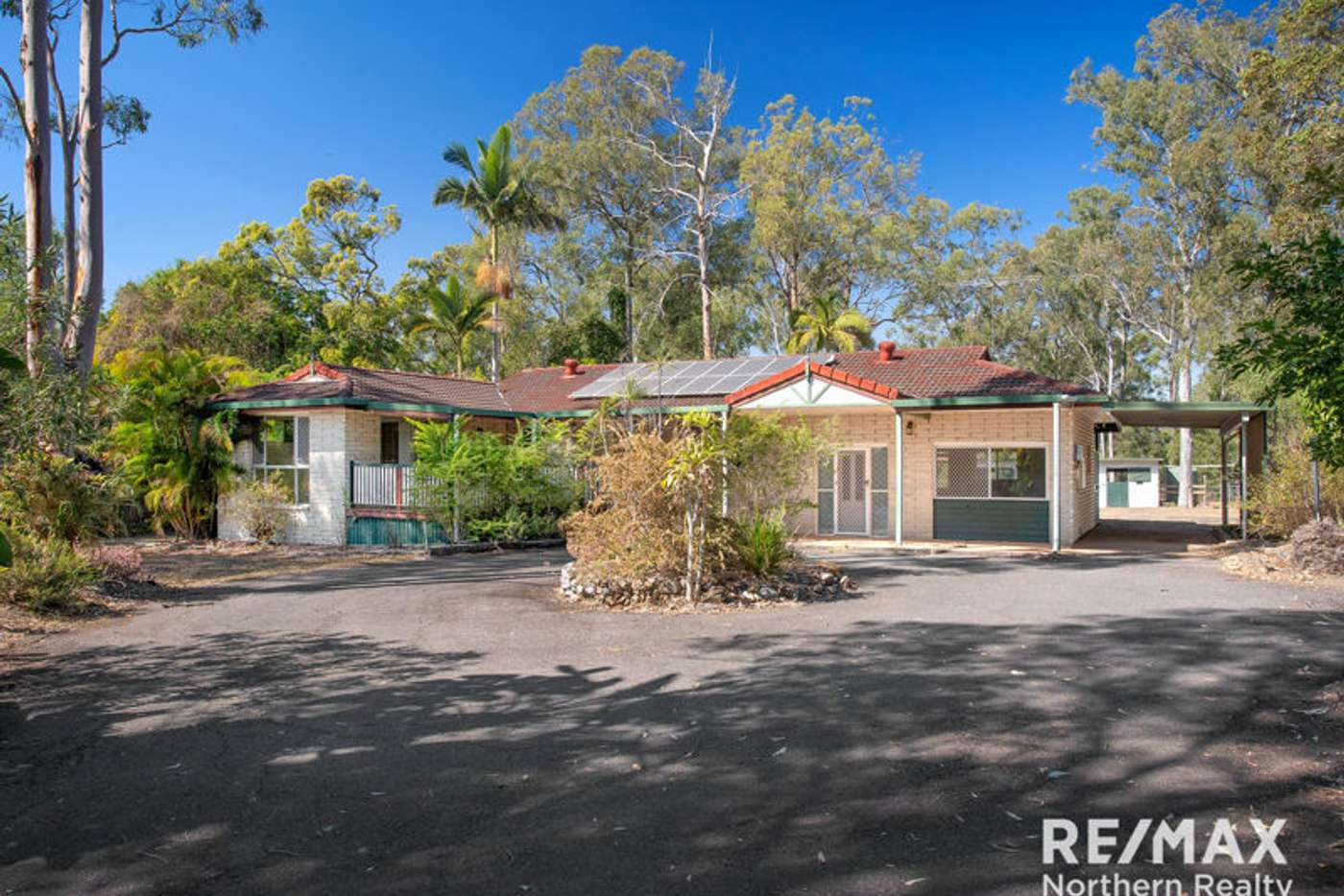 Main view of Homely acreageSemiRural listing, 17 Gordons Crossing Road East, Joyner QLD 4500
