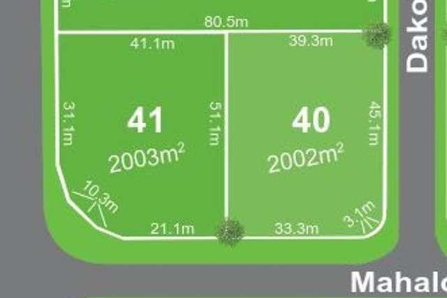 Lot 40 Mahalo Road, Booral QLD 4655