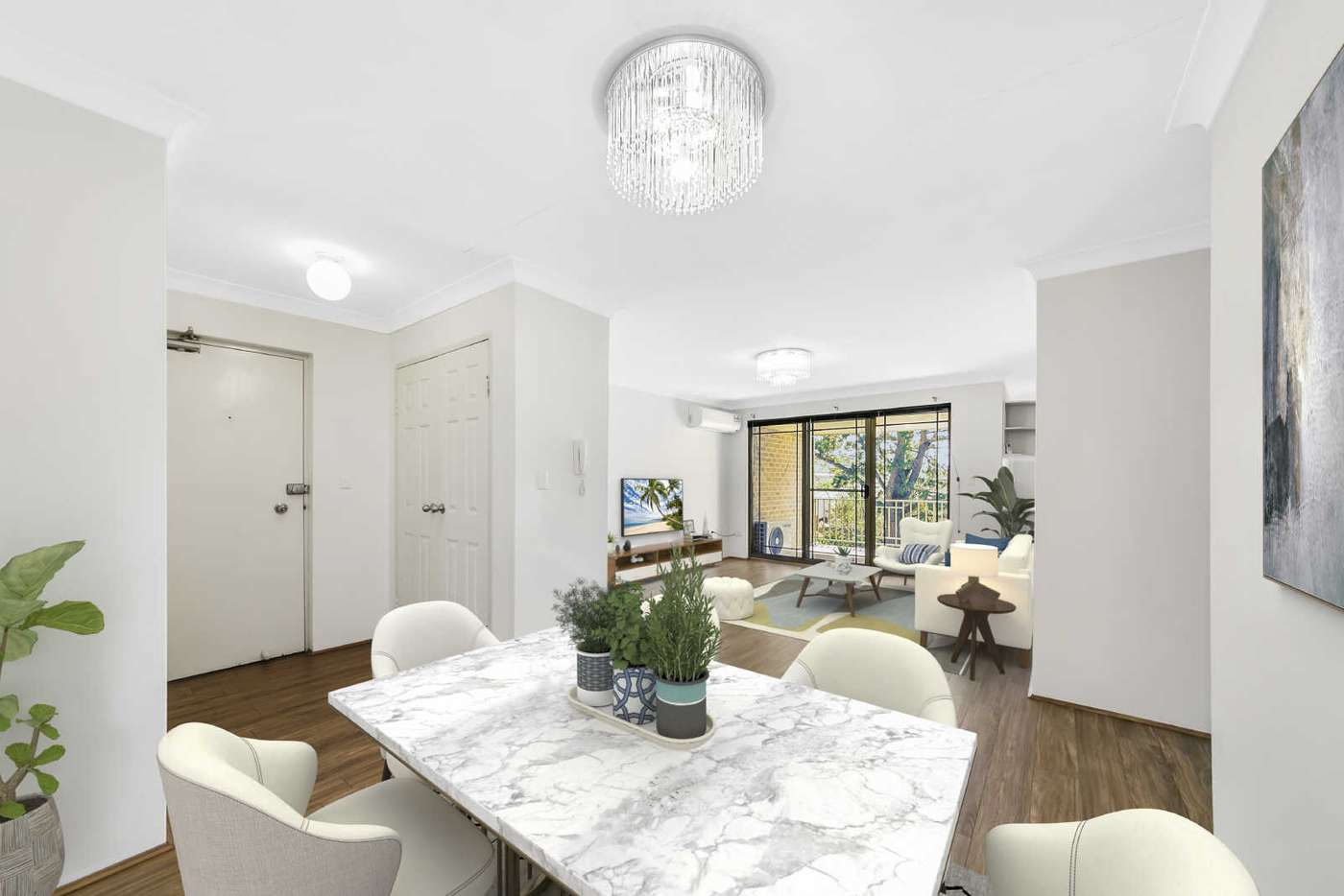 Main view of Homely unit listing, 6/56-58 Birmingham Street, Merrylands NSW 2160