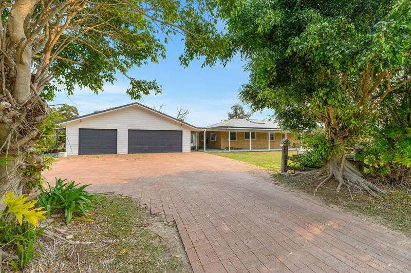 Main view of Homely rural listing, 35 Smiths Road, Emerald Beach, NSW 2456