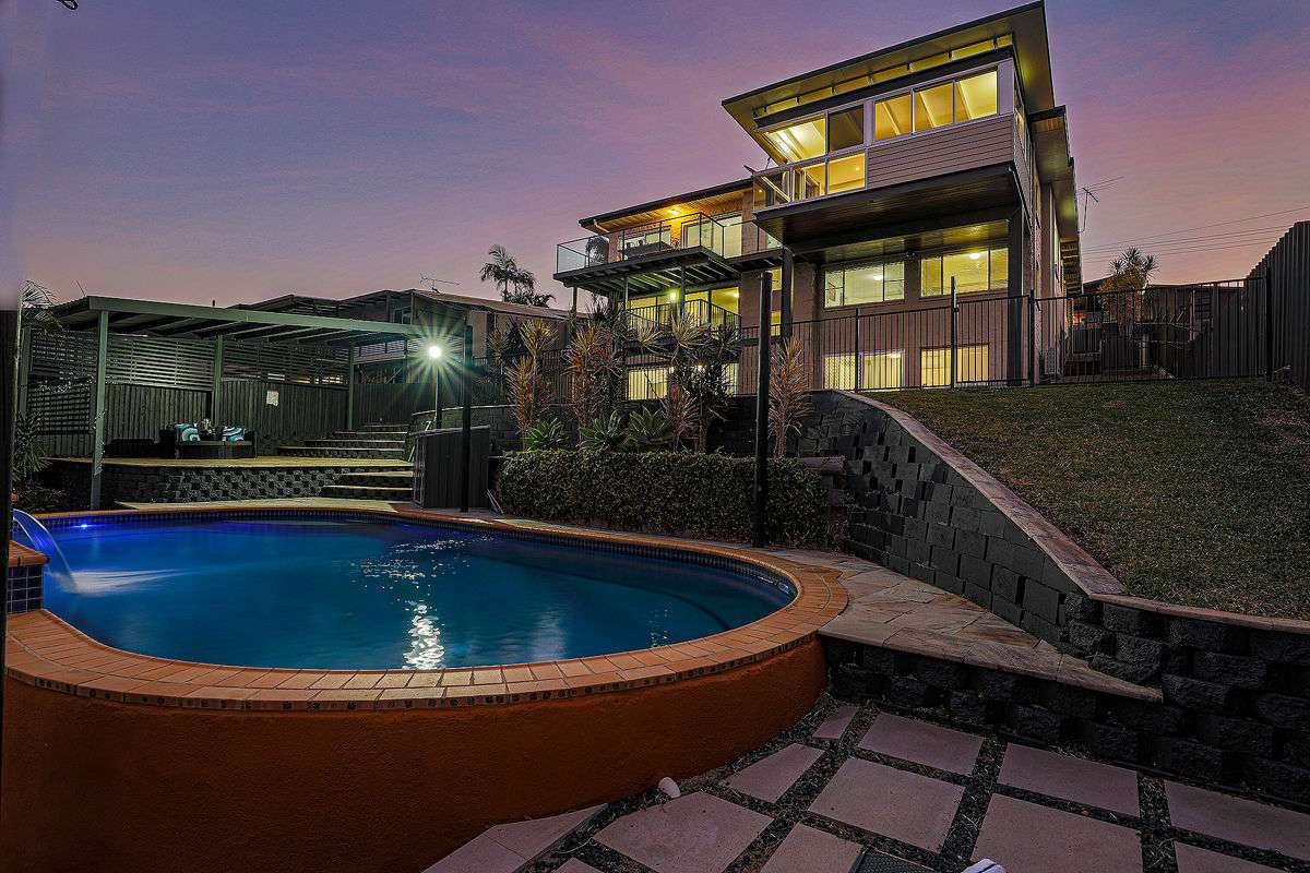 Main view of Homely house listing, 16 James Croker Drive, Mount Pleasant, QLD 4740