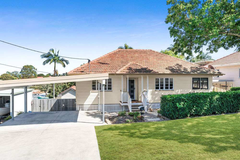 Main view of Homely house listing, 53 Grainger Street, Wynnum West, QLD 4178