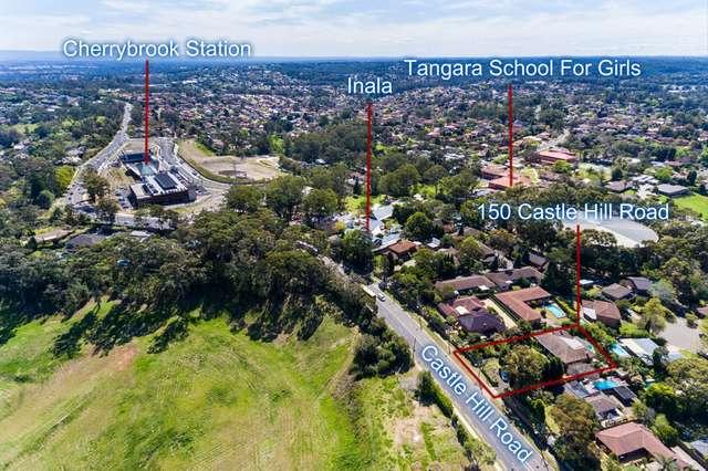 150 Castle Hill Road, Cherrybrook NSW 2126