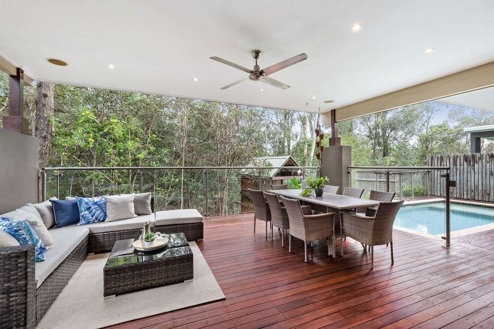 Main view of Homely house listing, 38 Lomandra Place, Chapel Hill, QLD 4069