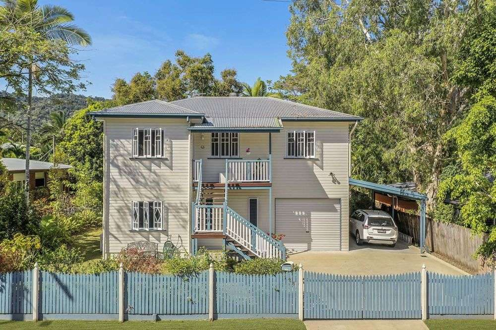 Main view of Homely house listing, 126 Upper Richardson Street, Whitfield, QLD 4870