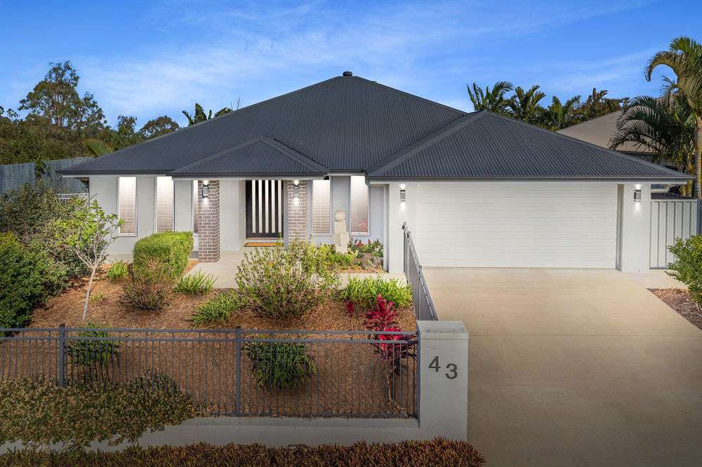 Main view of Homely house listing, 43 Clearwater Crescent, Murrumba Downs, QLD 4503