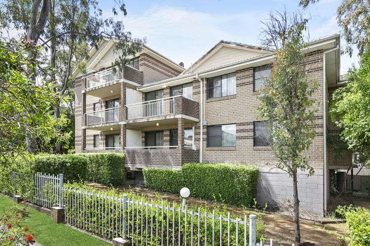Main view of Homely unit listing, 10/12-14 Chetwynd Road, Merrylands, NSW 2160