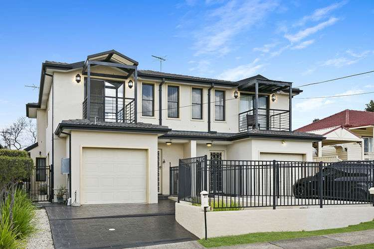 Main view of Homely house listing, 31 Otto Street, Merrylands, NSW 2160