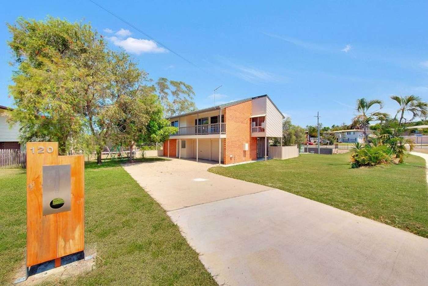 Main view of Homely house listing, 120 Malpas Street, Boyne Island QLD 4680
