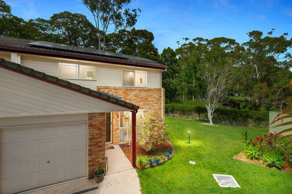 Main view of Homely townhouse listing, 14/8 Lyon Street, Dicky Beach, QLD 4551