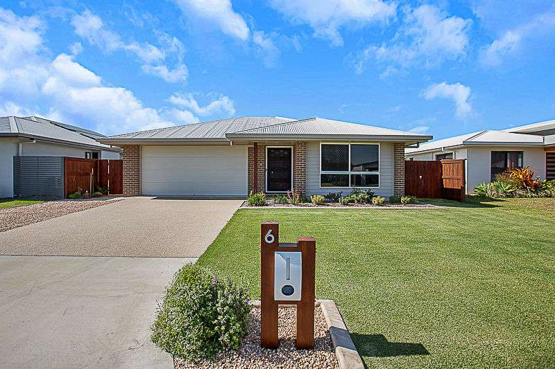 Main view of Homely house listing, 6 Mod Crescent, Beaconsfield, QLD 4740