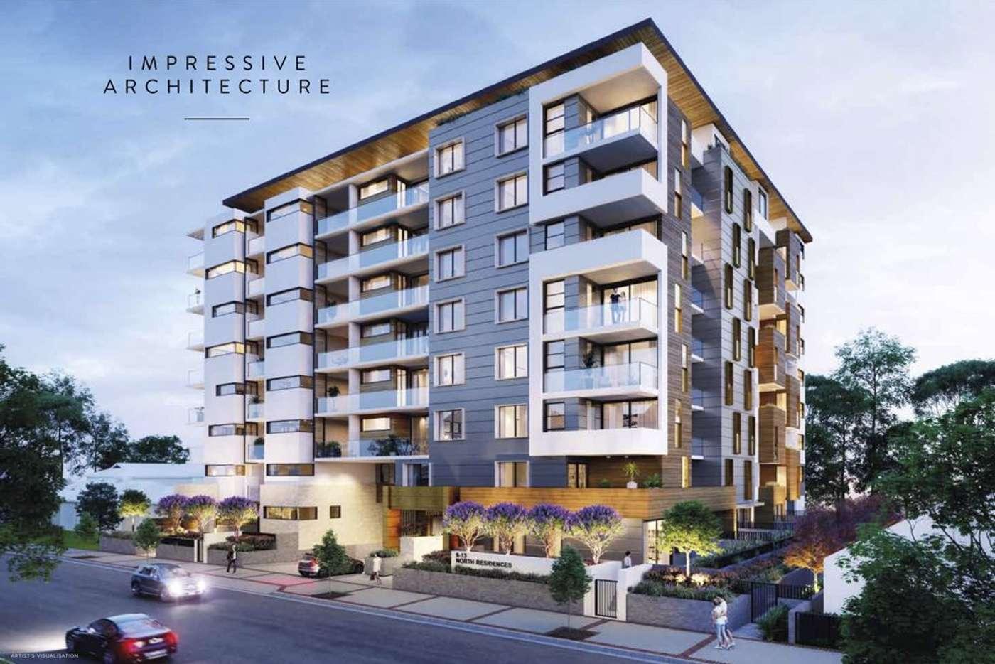 Main view of Homely unit listing, 22/9-13 Goulburn Street, Warwick Farm NSW 2170