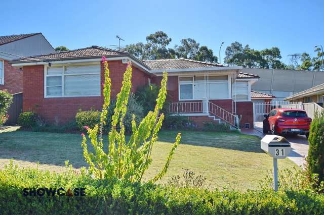 31 Austin Crescent, Constitution Hill NSW 2145