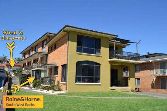 Main view of Homely unit listing, 6/39 Livingstone Street, South West Rocks, NSW 2431