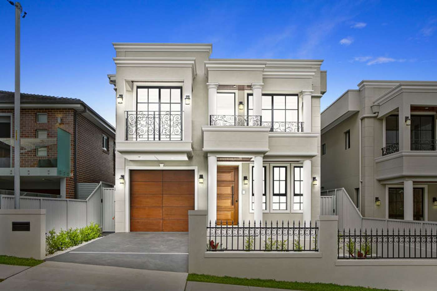 Main view of Homely house listing, 53 Monitor Road, Merrylands NSW 2160