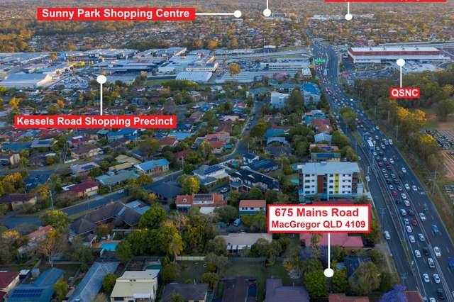 675 Mains Road, Macgregor QLD 4109