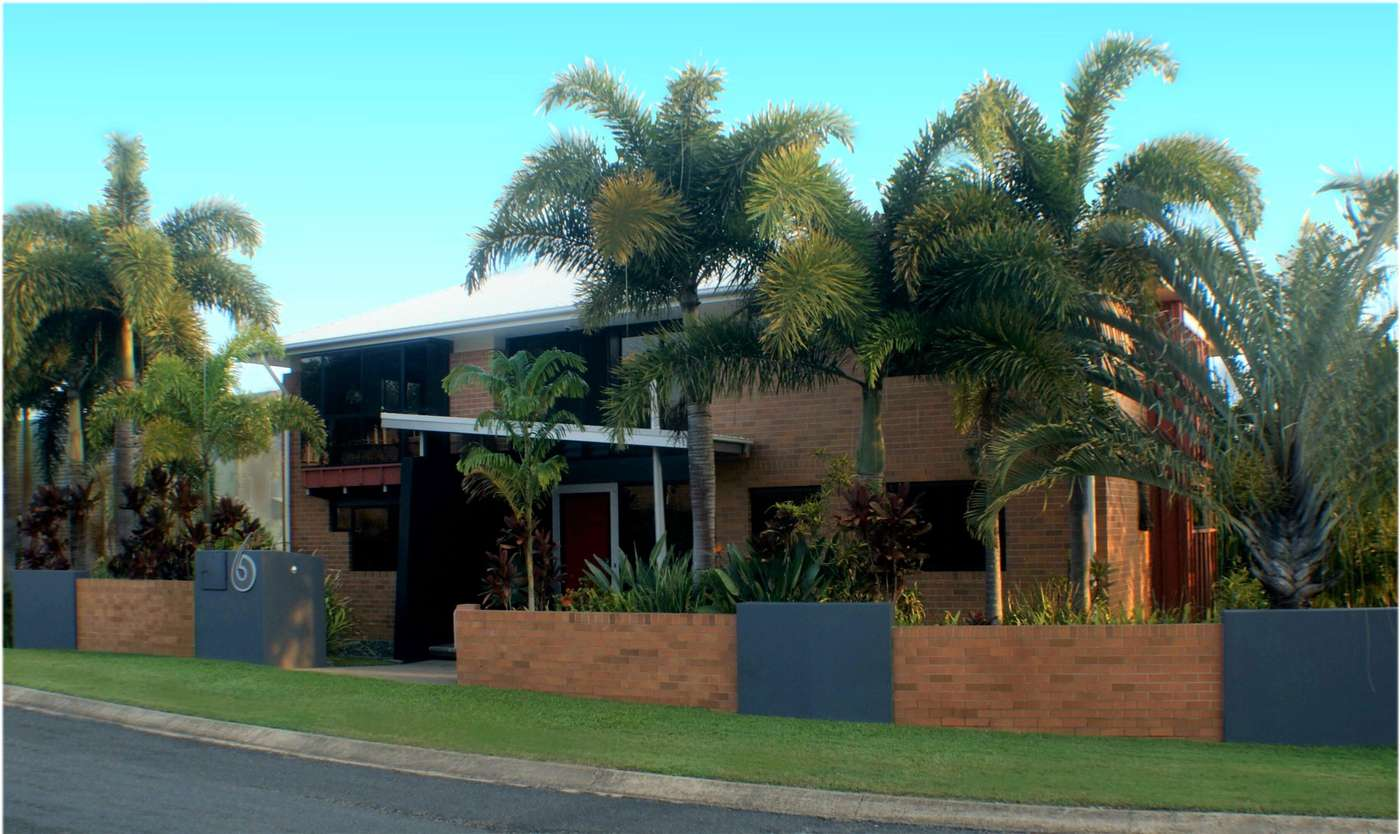Main view of Homely house listing, 6 City View Court, Mount Pleasant, QLD 4740