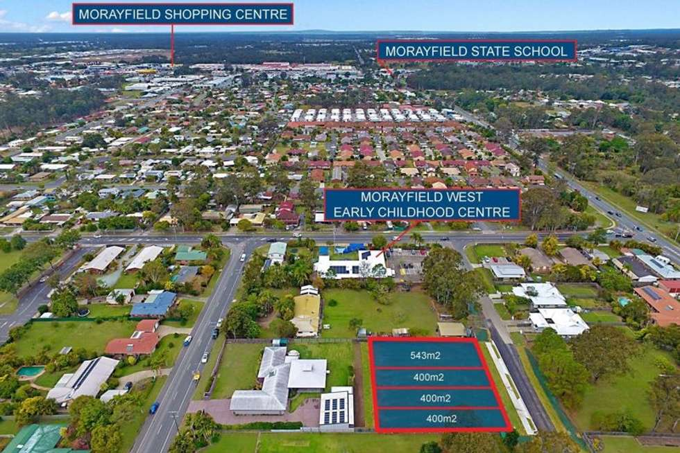 Second view of Homely residentialLand listing, 10 Cox Drive, Morayfield QLD 4506