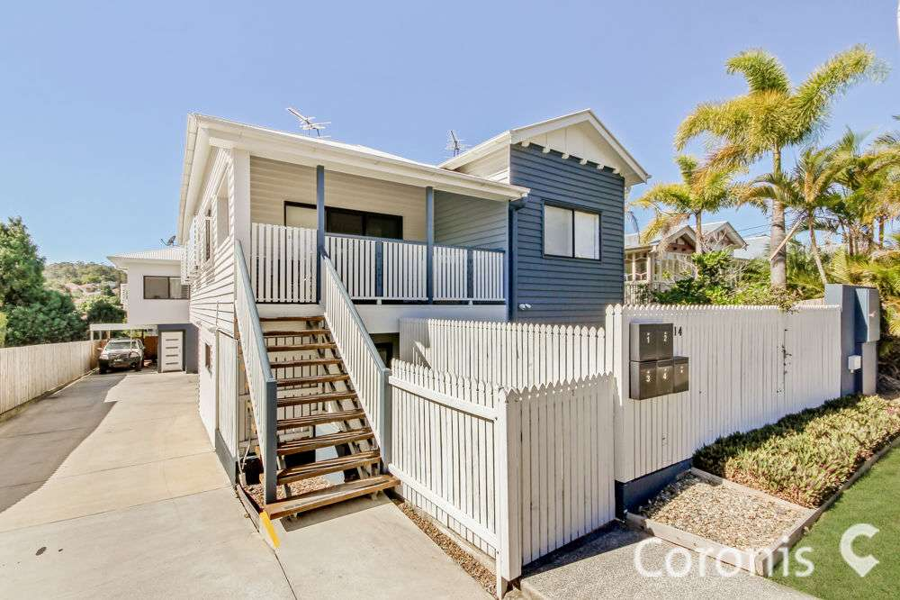 Main view of Homely townhouse listing, 4/14 Goodwin Terrace, Moorooka, QLD 4105