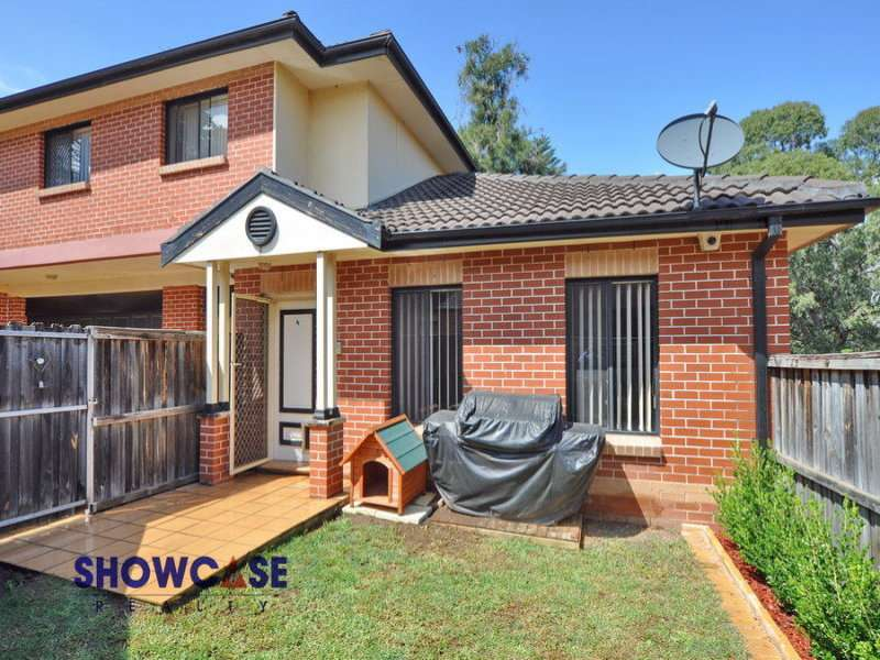 Main view of Homely townhouse listing, 4/236 Pennant Hills Road, Carlingford, NSW 2118