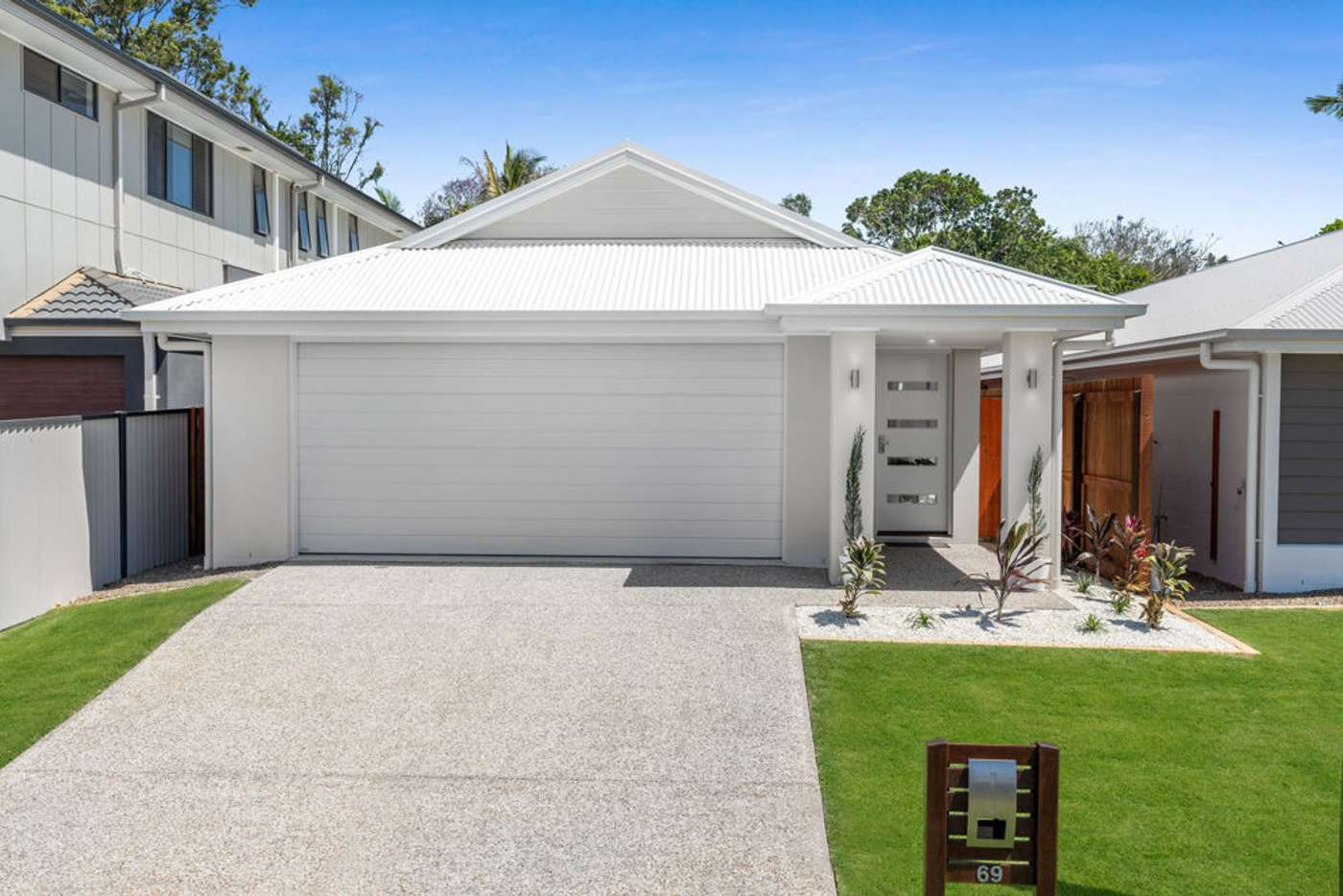 Main view of Homely house listing, 69 Hutton Aveue, Wynnum QLD 4178