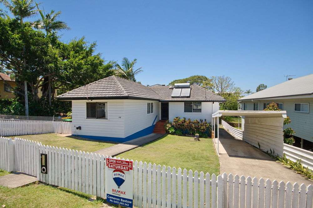 Main view of Homely house listing, 64 Valetta Street, Manly, QLD 4179
