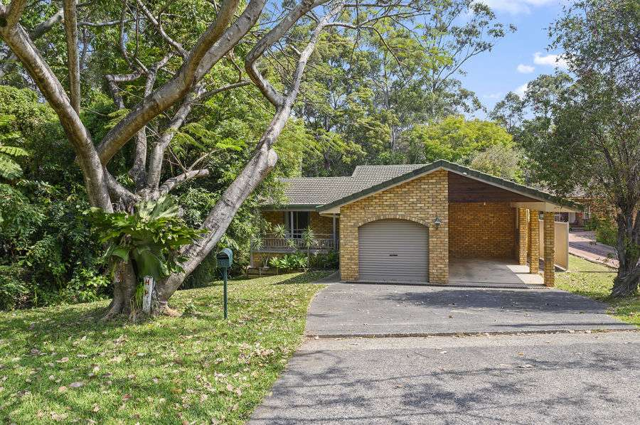 Main view of Homely house listing, 6 Norman Hill Drive, Korora, NSW 2450