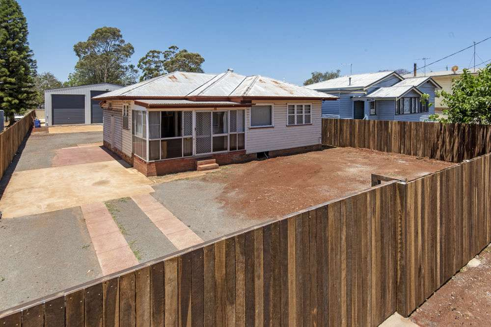Main view of Homely house listing, 160 Holberton Street, Newtown, QLD 4350
