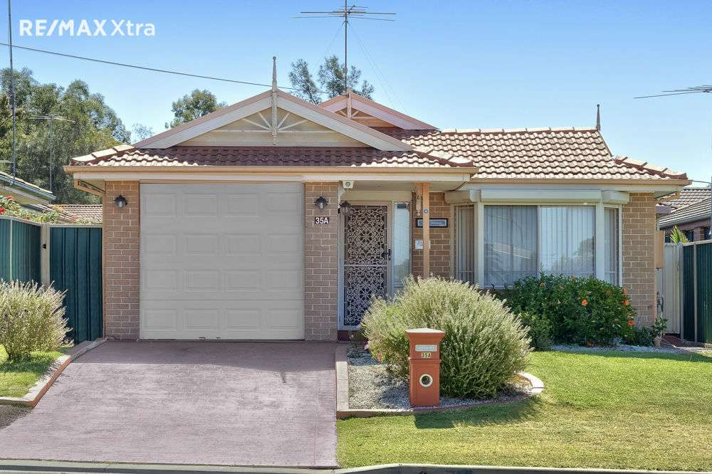 Main view of Homely house listing, 35A Melville Road, St Clair, NSW 2759
