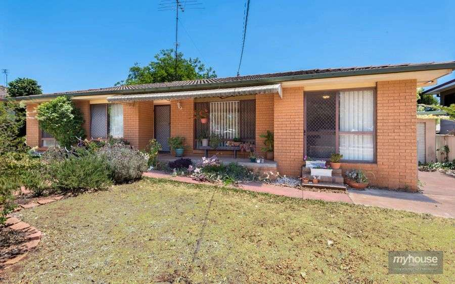 Main view of Homely house listing, 59 Wyalla Street, Newtown, QLD 4350