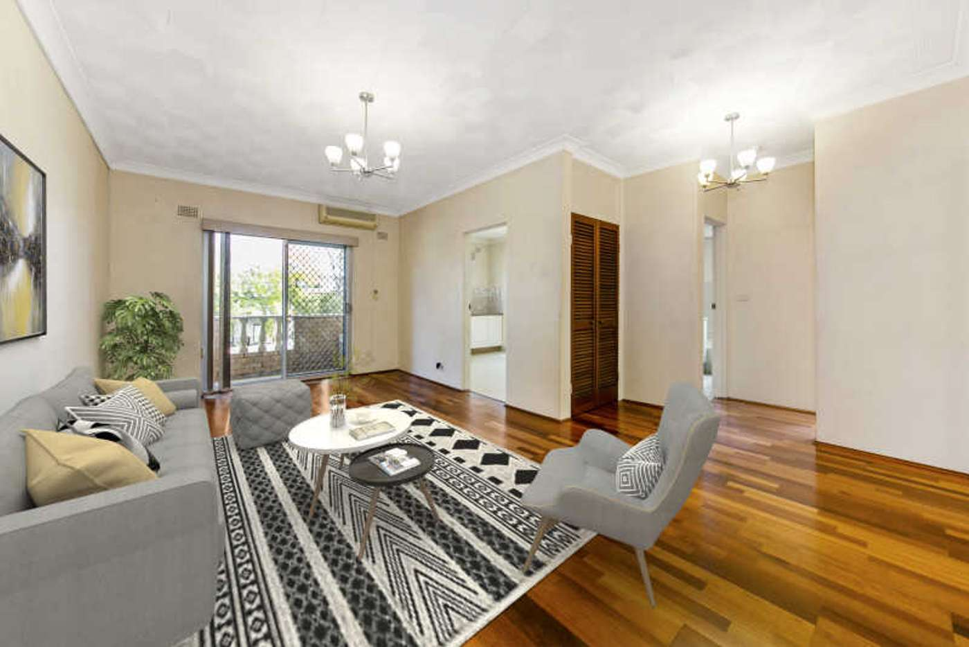 Main view of Homely unit listing, 1/43-45 Neil Street, Merrylands NSW 2160