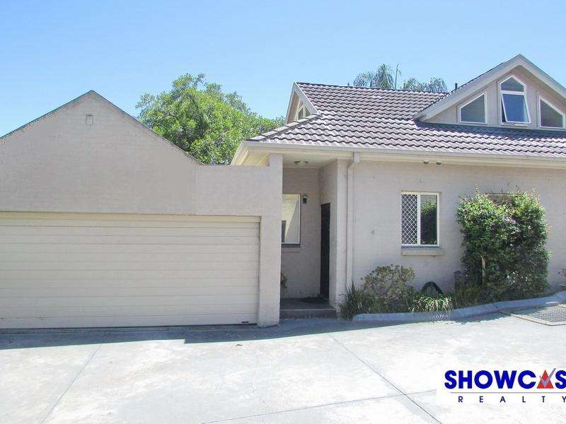 Main view of Homely townhouse listing, 4/10-12 Donald Street, Carlingford, NSW 2118