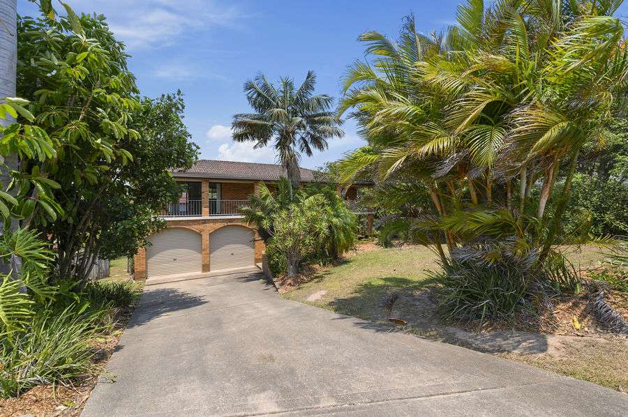 Main view of Homely house listing, 44 Warrawee Street, Sapphire Beach, NSW 2450