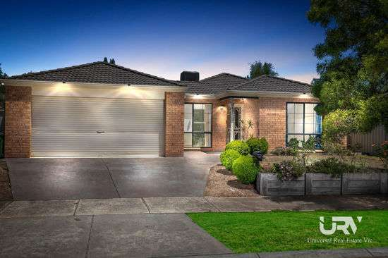 Main view of Homely house listing, 24 Stoneleigh Place, Craigieburn, VIC 3064