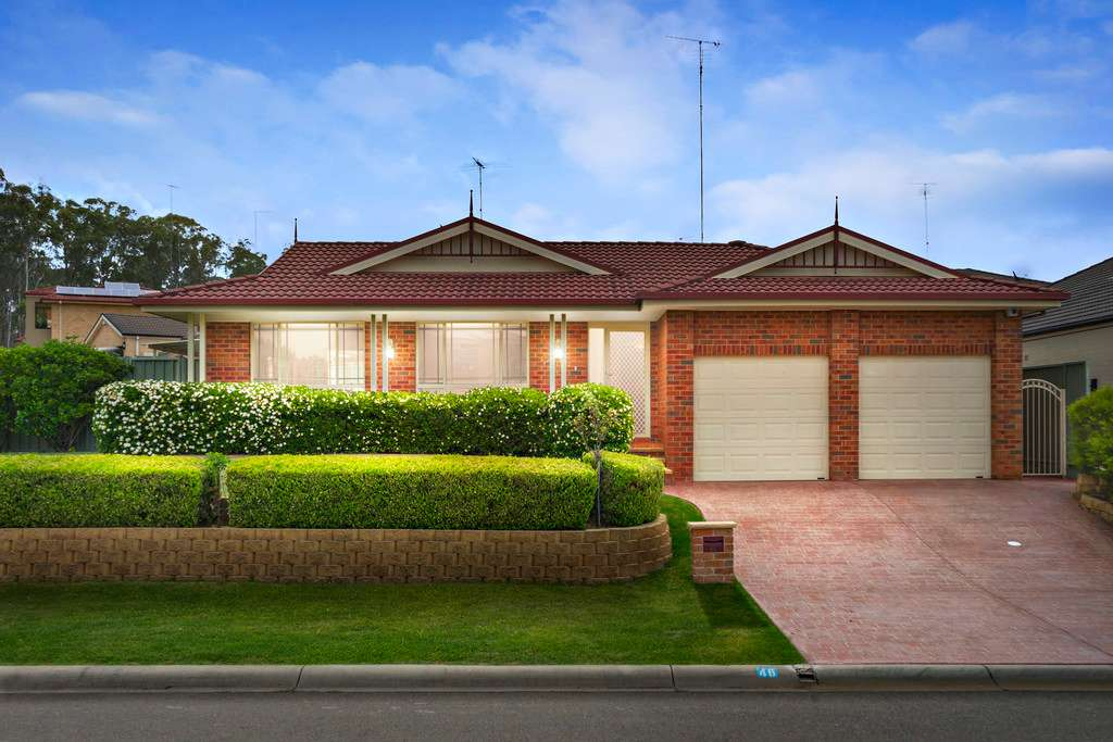 Main view of Homely house listing, 46 Shearwater Drive, Glenmore Park, NSW 2745