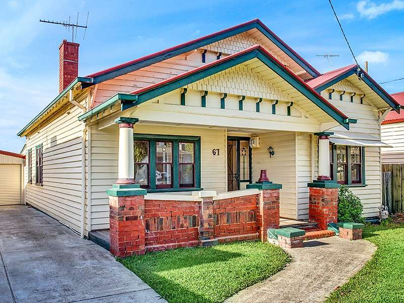 Main view of Homely house listing, 67 O`Hea Street, Coburg, VIC 3058