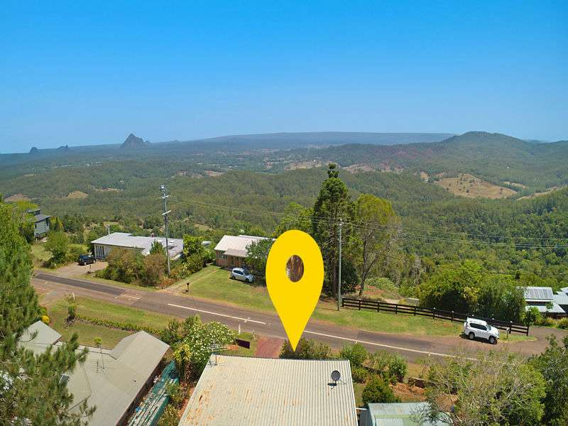 Main view of Homely house listing, 596 Mountain View Road, Maleny, QLD 4552