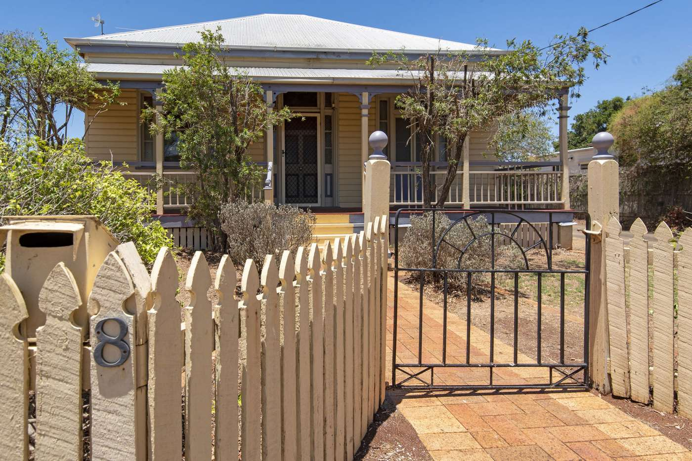 Main view of Homely house listing, 8 Albert Street, Newtown, QLD 4350