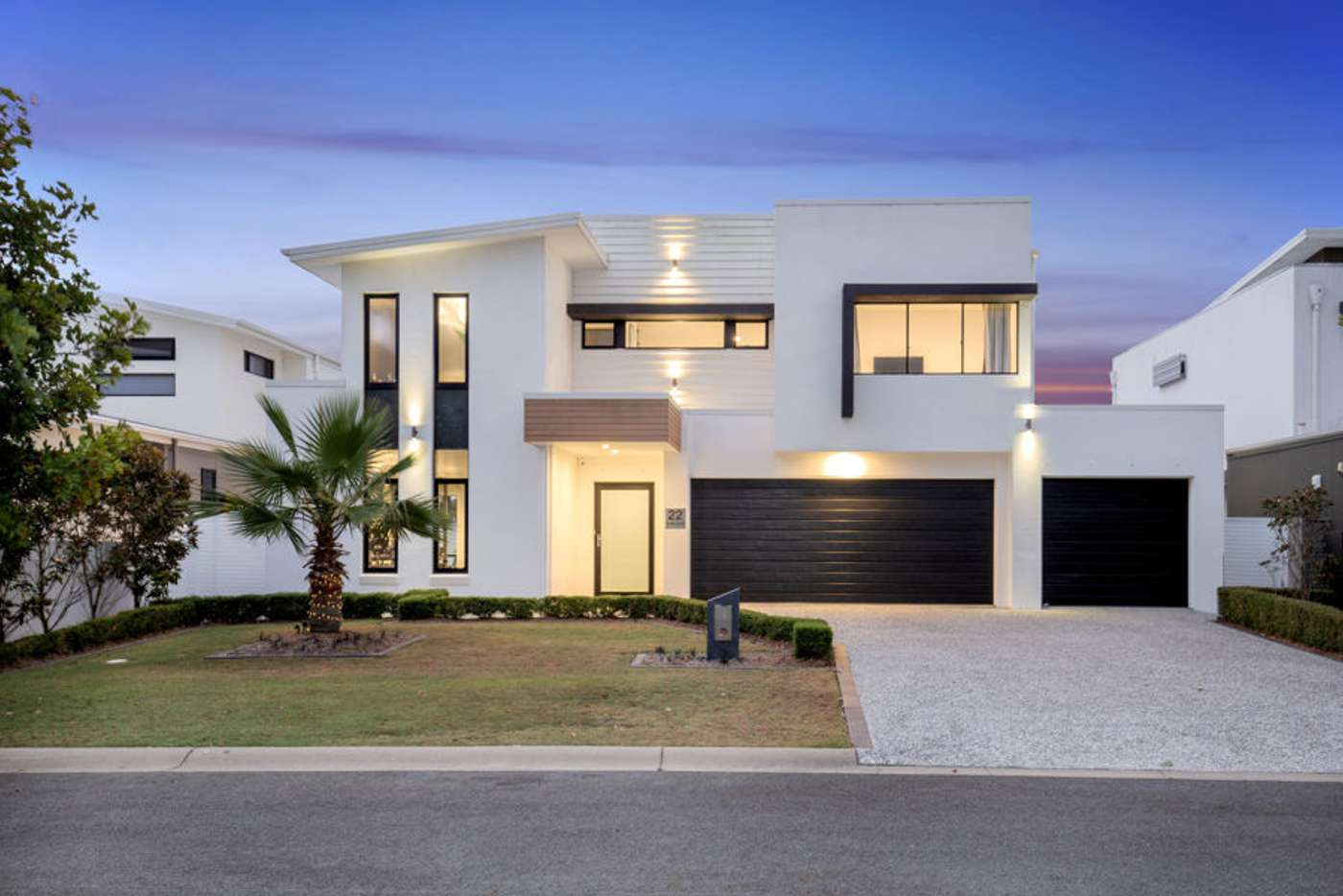 Main view of Homely house listing, 22 Windward Place, Jacobs Well QLD 4208