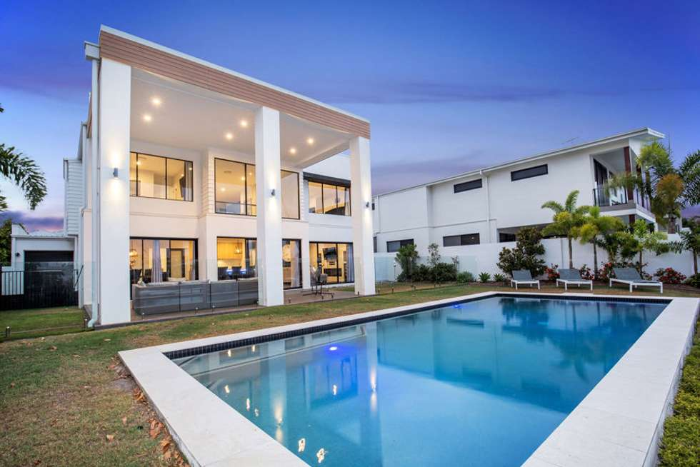 Second view of Homely house listing, 22 Windward Place, Jacobs Well QLD 4208
