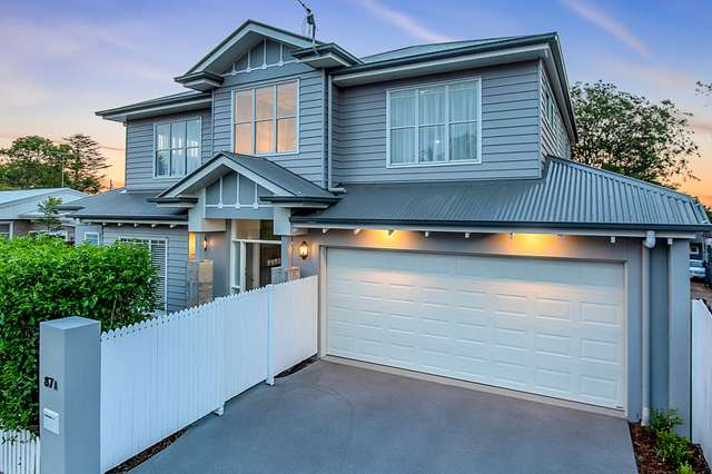 87A Mackenzie Street, Mount Lofty QLD 4350