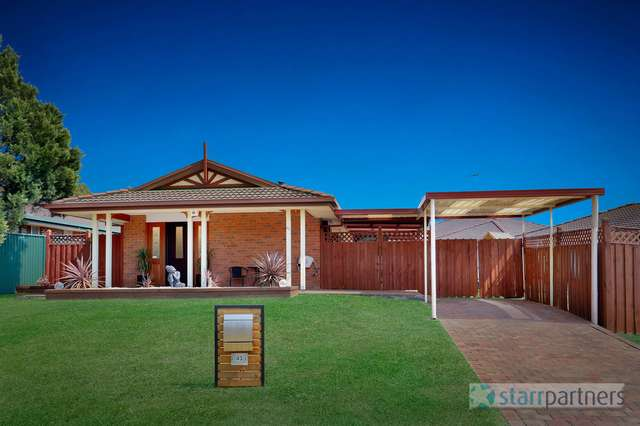 41 Bounty Crescent, Bligh Park NSW 2756